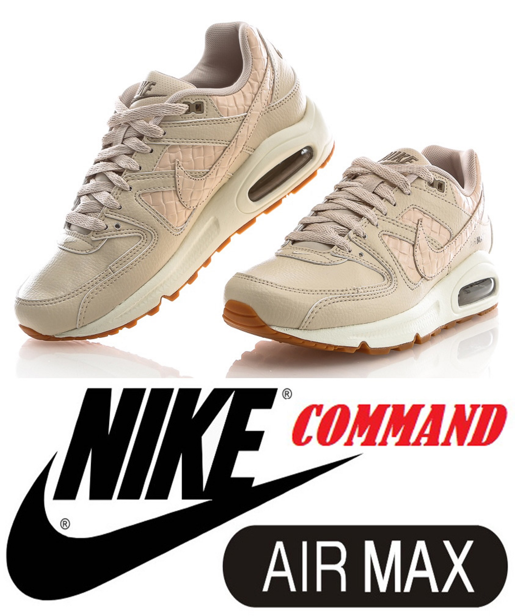 Tenisky zn. NIKE AIR MAX COMMAND PRM vel. 44,5