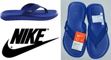 Žabky zn. NIKE ULTRA CELSO THONG vel. 38,5