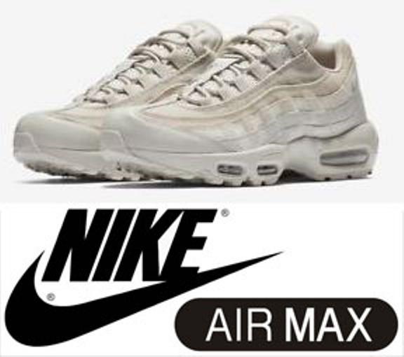 KOŽENÉ tenisky zn. NIKE AIR MAX 95 PRM vel. 40 838b8340406