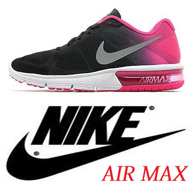 Tenisky zn. NIKE AIR MAX SEQUENT vel. 40,5