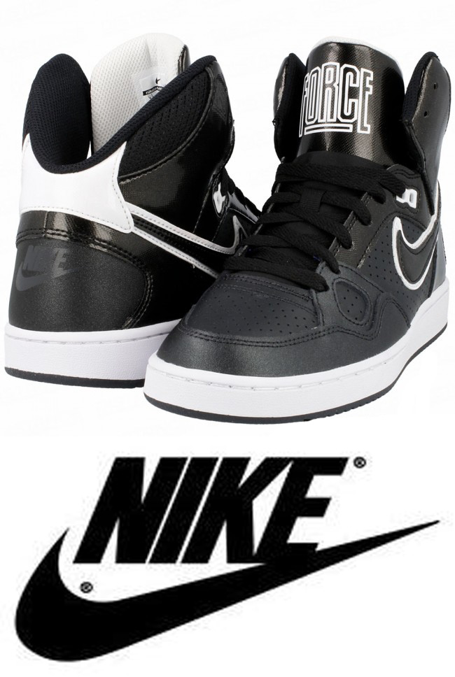Tenisky zn. NIKE SON OF FORCE MID vel. 40,5