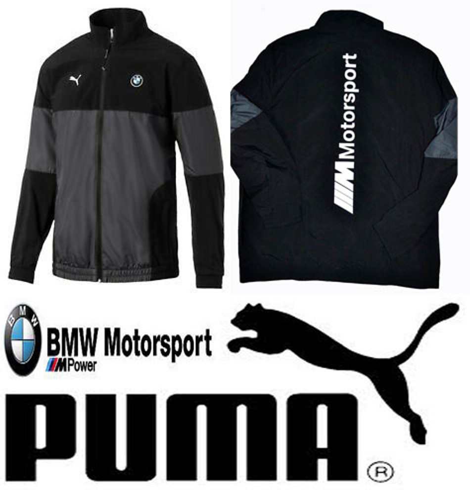 Bunda zn. PUMA BMW MOTORSPORT vel. M
