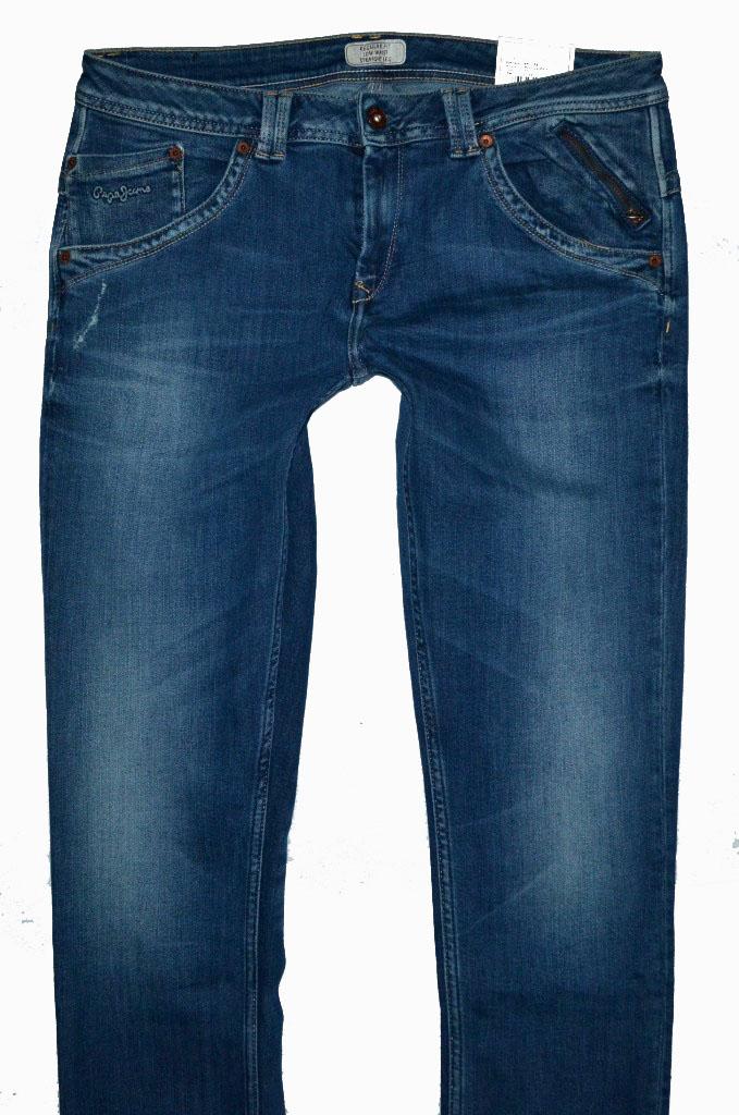 Dámské džíny zn. PEPE JEANS MERCURE vel. 31 34 ec4e4da33e